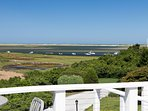 Splendid views of Nauset Inlet and the Atlantic Ocean beyond.