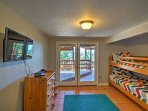 This is a perfect room for any kids in your travel group!