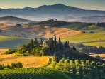 San Quirico d'Orcia at 40 min by car