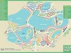 PARK MAP! FIND US 10 LAUREL CLOSE :)