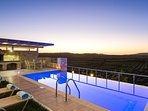 Villa I-A wonderful aspect of the swimming pool!