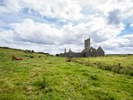 Moyne Abbey, 5 min from the property