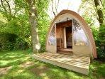 Snugglewood - Glamping Pod , Alresford  491905