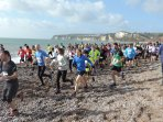 The famous Grizzly race held every March in Seaton
