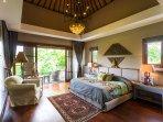The Baganding Villa - Guest Bedroom one