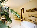 The Baganding Villa - Ensuite bathroom design