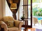 The Baganding Villa - Ensuite corner