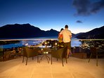 Panorama on the Terrace has been a popular choice for honeymooners
