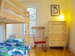 Twin Bunks in the Madison Bedroom- Farmhouse and Field View