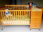 Crib for the little ones