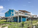 Your Galveston home-away-from-home awaits!