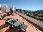 Argentario - sea view villa with private pool in Benissa