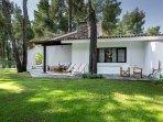 A villa with exquisite taste