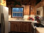 New updated kitchen and appliances