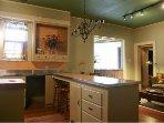 Main House - Kitchen/Sitting area