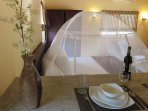 Mosquito tent available