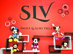 SLV welcomes you