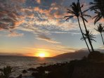 Beautiful Maui Sunset