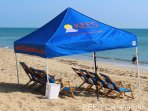 Cabana Service Included with Rental May 1 to Sept 30