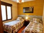 Dormitorio adaptado