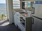 cuisine sur terrasse
