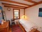 Main Floor Bedroom with full bath