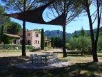 La Bastide de la Provence Verte, chambre d'hôtes de charme, calme absolu