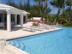 Helios House Pool Terrace
