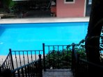 view of the pool from Flamingo Rosa B 8