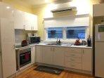 Brand new kitchen update.
