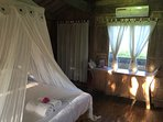 Come and relax with us at Kubu Reod and enjoy the true Balinese experience