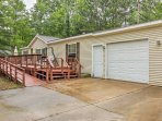 Break out of your usual vacation plans and enjoy this lovely 3-bedroom, 2-bathroom Michigan vacation rental cottage...