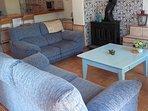 Livingroom Casa Azul.