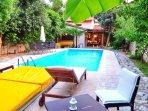 Luxury Villa Irina with Private Swimming Pool and Mediterranean Garden