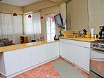 Large open kitchen for your vacation holiday