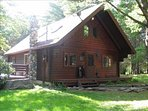 Awesome Log Cabin - 5 miles from Windham