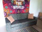 New queen sofa bed!!