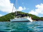Our yacht complete with crew is available for you to charter