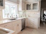 Modern view kitchen