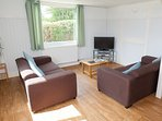 Living area with TV/DVD/freeview