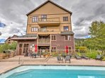 You'll love the location and the cozy feel of this lovely Keystone vacation rental condo!