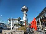 QUEENSCLIFF LOOKOUT TOWER VIEWS TO OCEAN