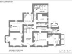 stcove House ground floor plan