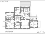 Westcove House 1st floor plan