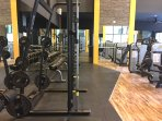 gym room for free
