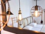 master bedroom - decoration detail
