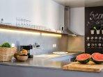 ground floor state-of- the -art kitchen