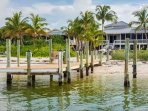Private fishing dock (Snook, Redfish, Sheepshead and loads more)