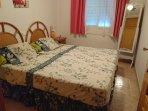 Dormitorio de 2 camas de 0,90 planta superior