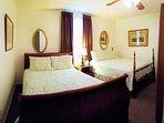 Two(2)  Queen Beds in this bedroom